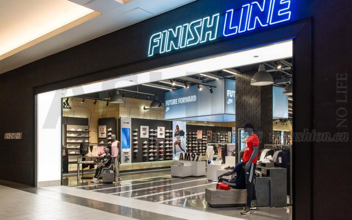 英国运动零售商JD Sports提出以5.58亿美元收购美国Finish Line