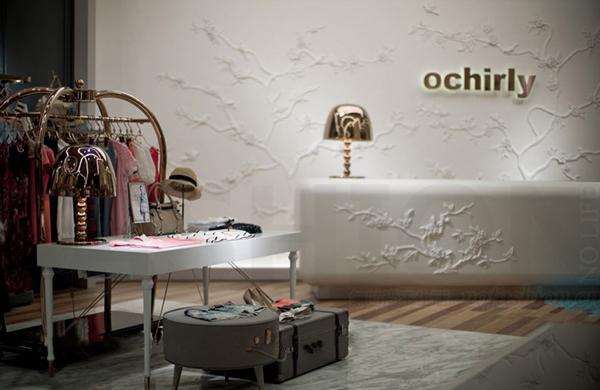Ochirly 欧时力母公司赫基中国正式申请上市