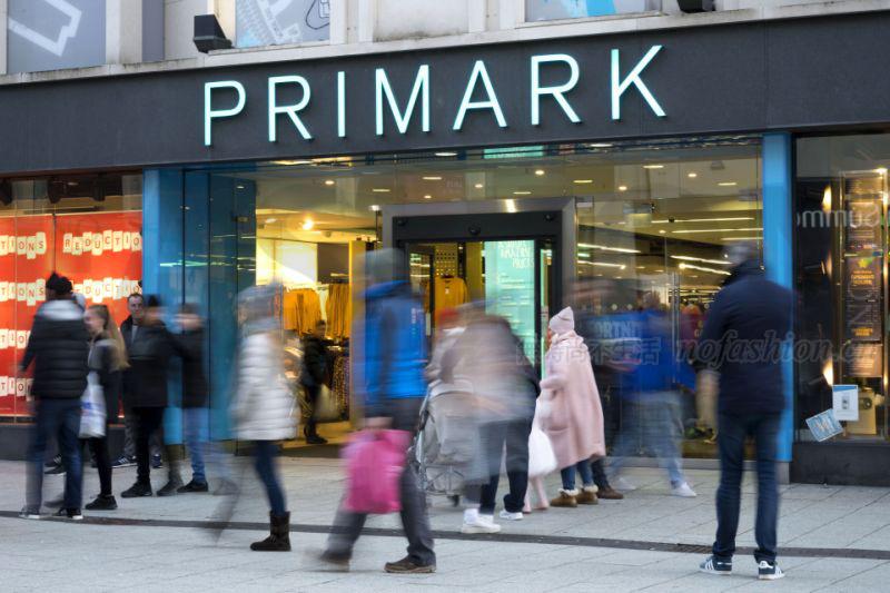 Primark假日季销售超预期增长4% 盈利持续提高 刺激母企股价飙升7.1%