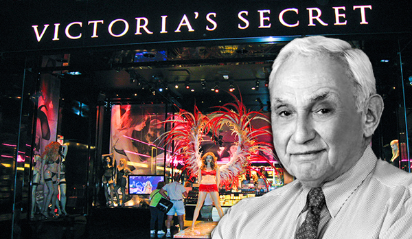 Jeffrey Epstein爱泼斯坦被指染指维密天使 被诉曾在Victoria's Secret维多利亚的秘密老板Leslie Wexner家中性侵他人