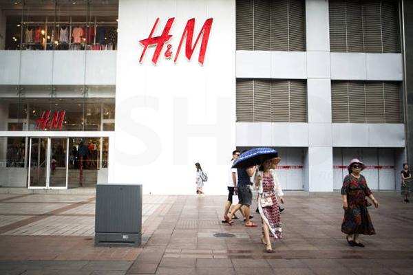 H&M首次中国设计师Angel Chen 陈安琪