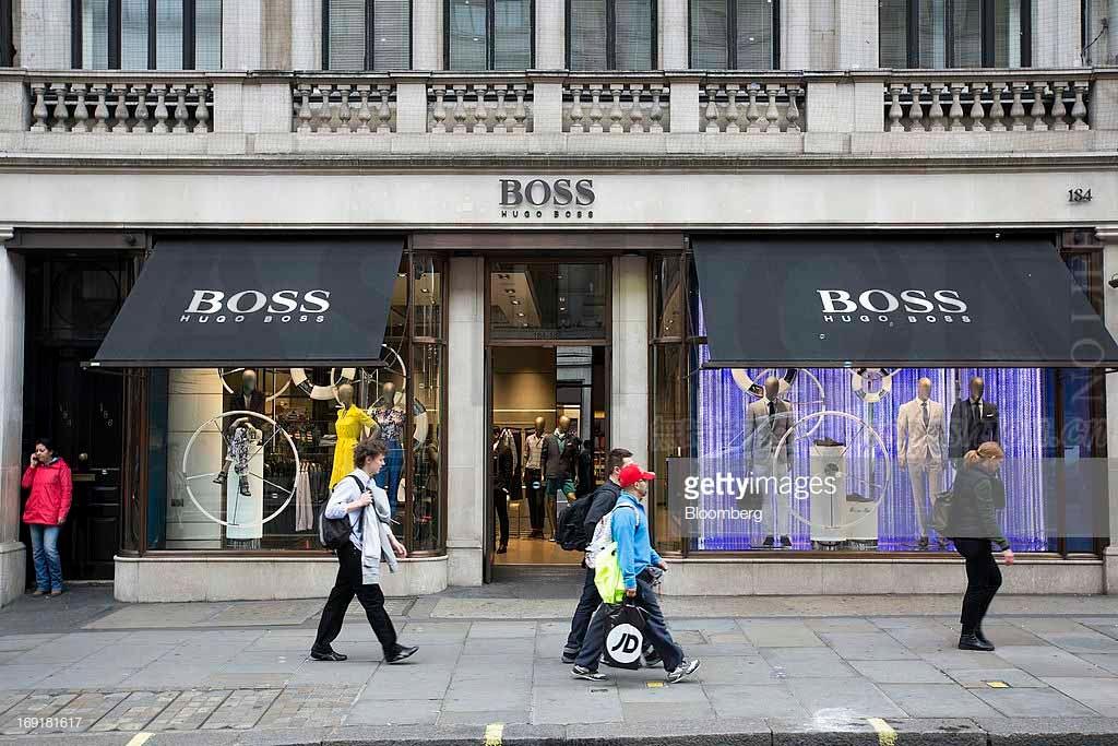 盈利未能跟上销售复苏 Hugo Boss股价重挫8.7%