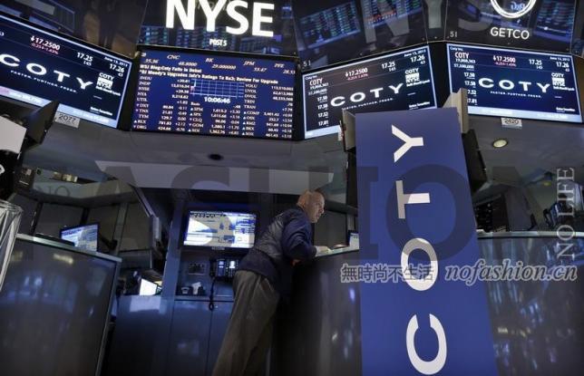 Coty Inc. 科蒂一季度业绩逊预期 大选结果刺激盘前双位数暴跌
