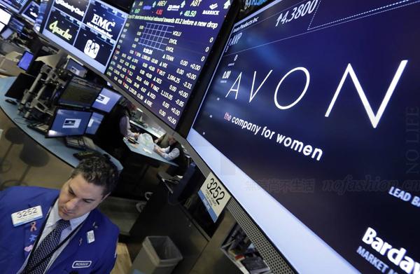 Avon雅芳三季度利润暴跌 收入有所改善