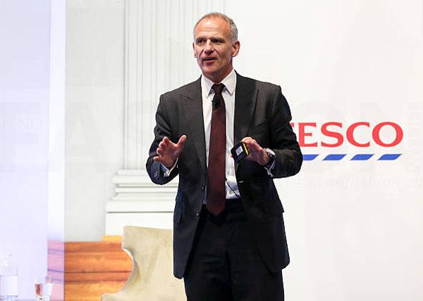 Tesco 首席执行官Dave Lewis 呼吁征收12.5亿英镑亚马逊税