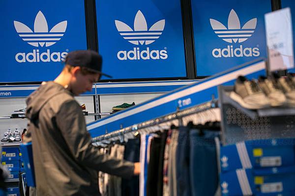 Adidas 阿迪达斯集团希望提高美国市场份额至15-20%