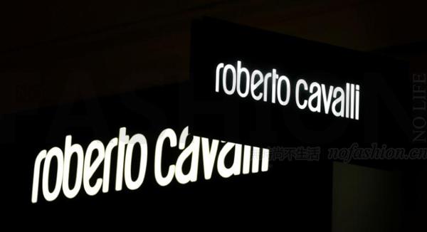 Roberto Cavalli 收入暴跌 亏损加剧