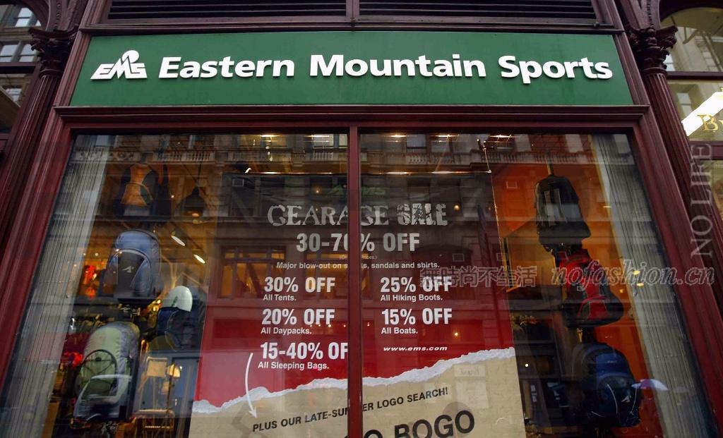 Sports Direct继续捡破产品牌 以1亿美元收购Eastern Outfitters加速美国扩张