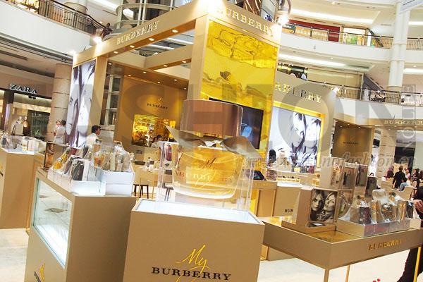 美容自营不好赚重返代理模式  Burberry博柏利1.3亿英镑向Coty科蒂集团售代理权