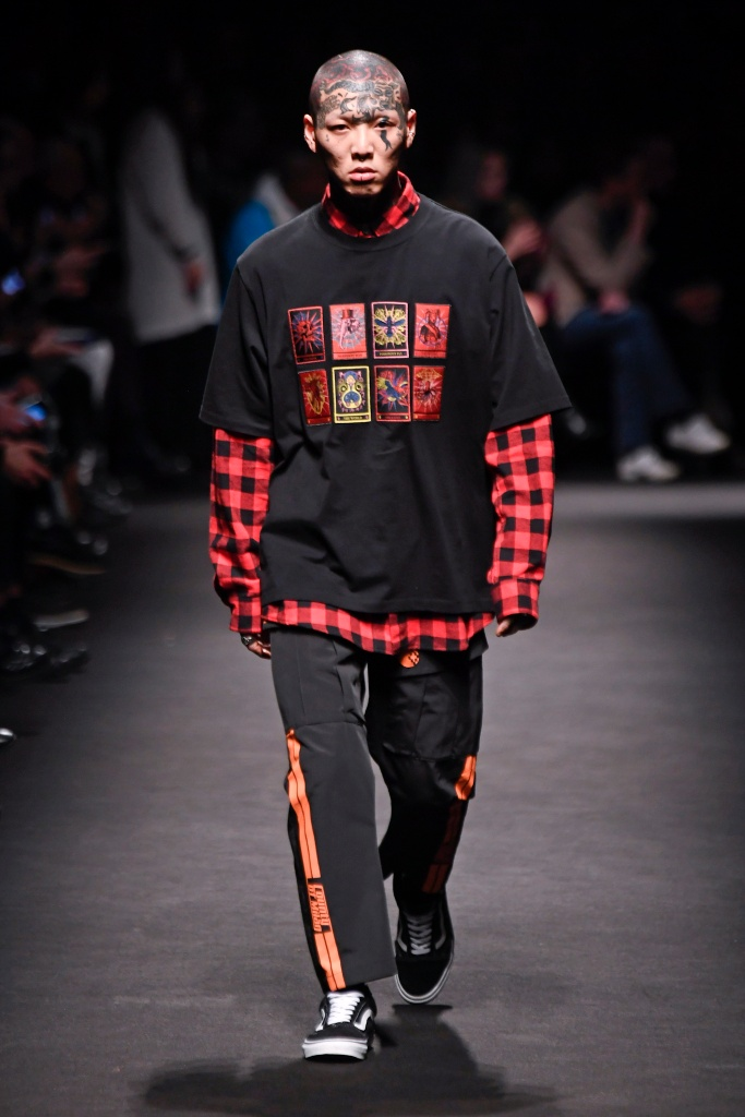 米兰男装周Marcelo Burlon County of Milan Menswear Fall/Winter 2018秋冬男装发布