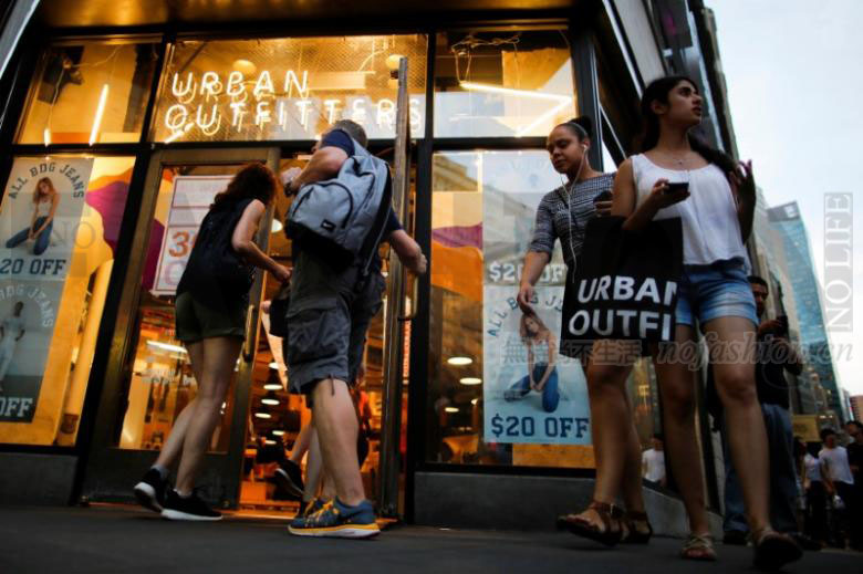 Urban Outfitters预报销售喜讯 四家券商上调目标价