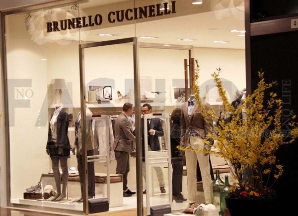 Brunello Cucinelli一季度维持双位数增长