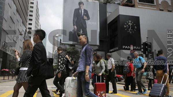 香港零售市场7月表现三年来最好 奢侈品罕见双位数增长
