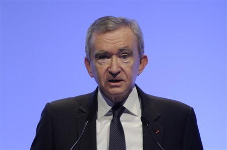 LVMH老板Bernard Arnault阿诺特入股法国媒体集团Lagardère拉加代尔