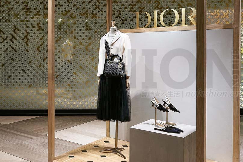 Dior一季度增长提速 有机增长达17%