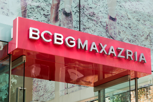 BCBG 法国公司周一清盘 欧洲业务将全部关闭