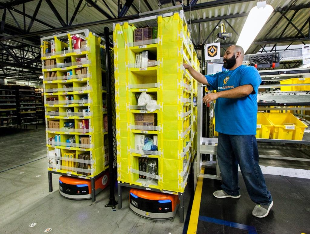 烧钱的即日配送拉动网购加速增长 Amazon亚马逊盈利两年来首次下滑