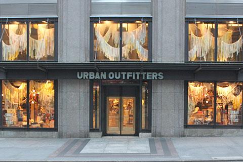 Urban Outfitters假日季打折促销过猛 盈利大幅倒退 股价急插10%