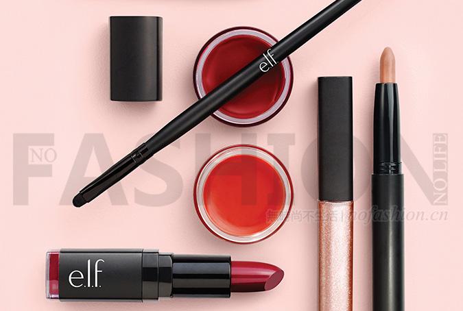 美国廉价化妆品牌e.l.f. Cosmetics增长继续放缓