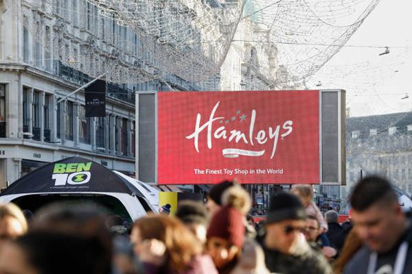 印度Reliance Brands 集团7亿港元收购千百度旗下英国玩具零售商Hamleys