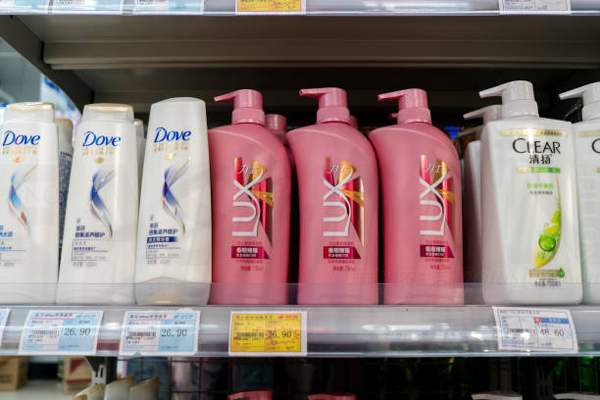 Unilever 联合利华二季度销售疲软
