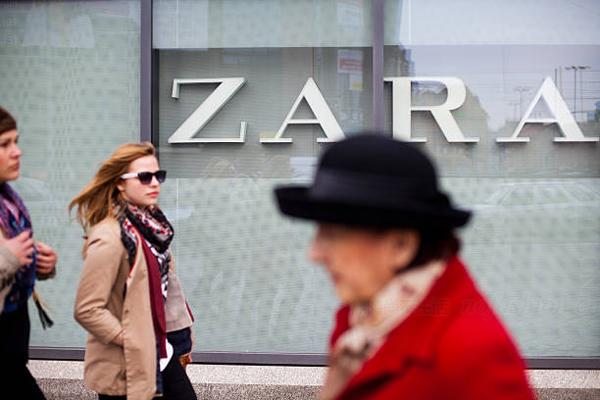 各项核心数据放缓 Zara母公司股价暴跌