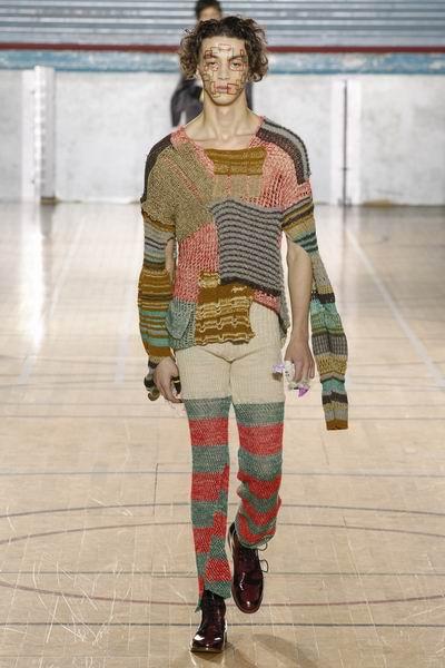 Vivienne Westwood Fall 2017秋冬巴黎时装周发布