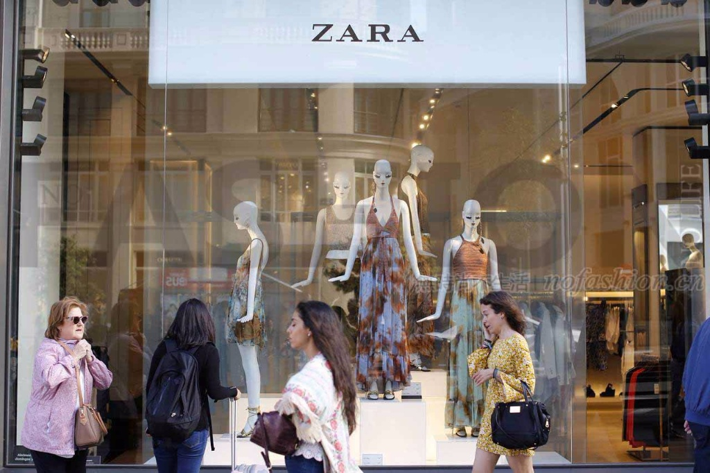 Zara母公司Inditex印地纺集团一季度销售盈利双位数增长 二季度开端势头减弱 股价下跌2%