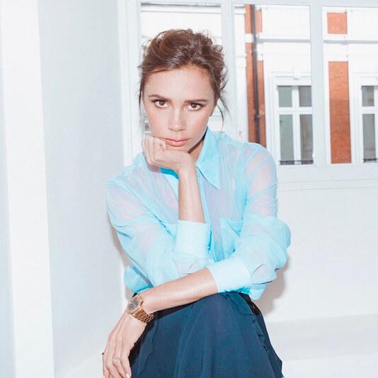 时尚品牌Victoria Beckham亏损继续扩大 贝克汉姆夫妇事业首次亏损