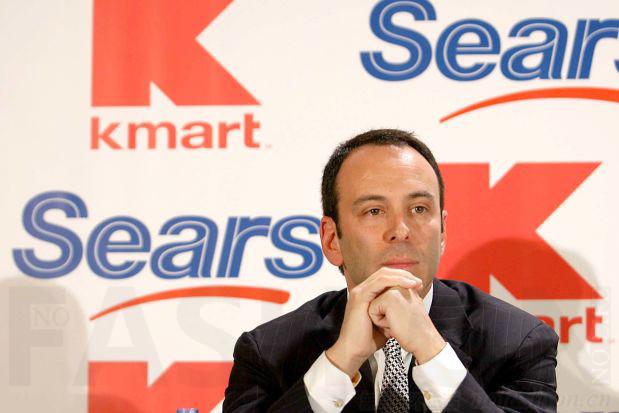 Sears 西尔斯集团债权人控告大股东Eddie Lampert 挪用数10亿美元 美国财长teven Mnuchin 亦名列被告