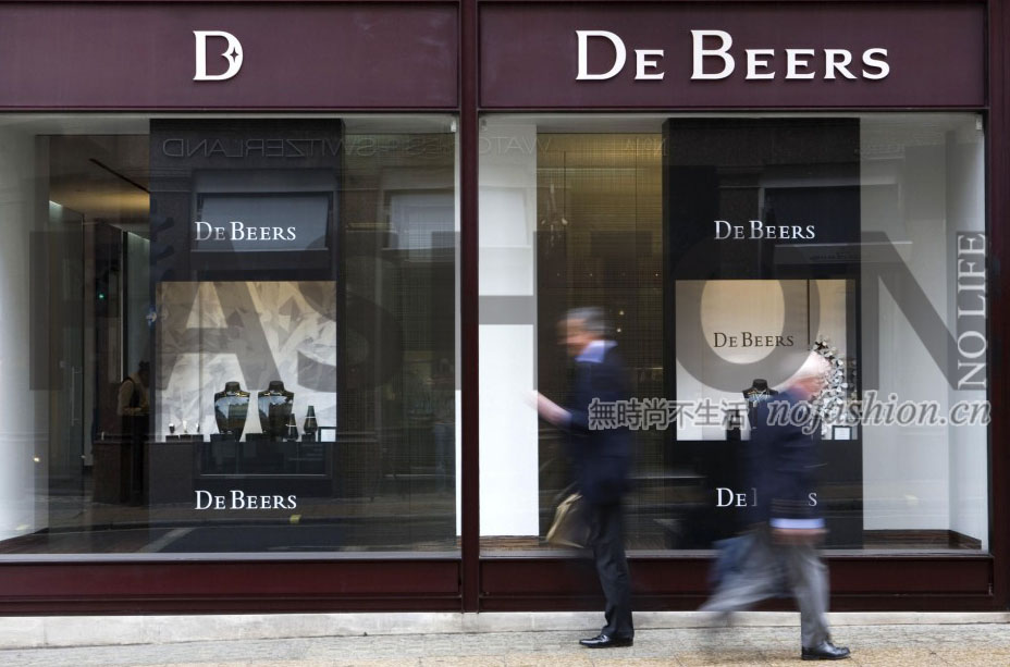 De Beers全年业绩显著提升