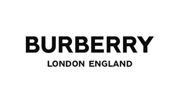 Burberry 博柏利换LOGO