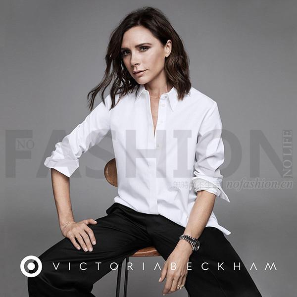 Victoria Beckham与Target合作时尚系列
