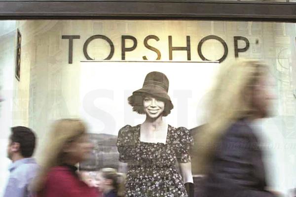 历史罕见:Topshop关闭一半门店重装 迎接假日季