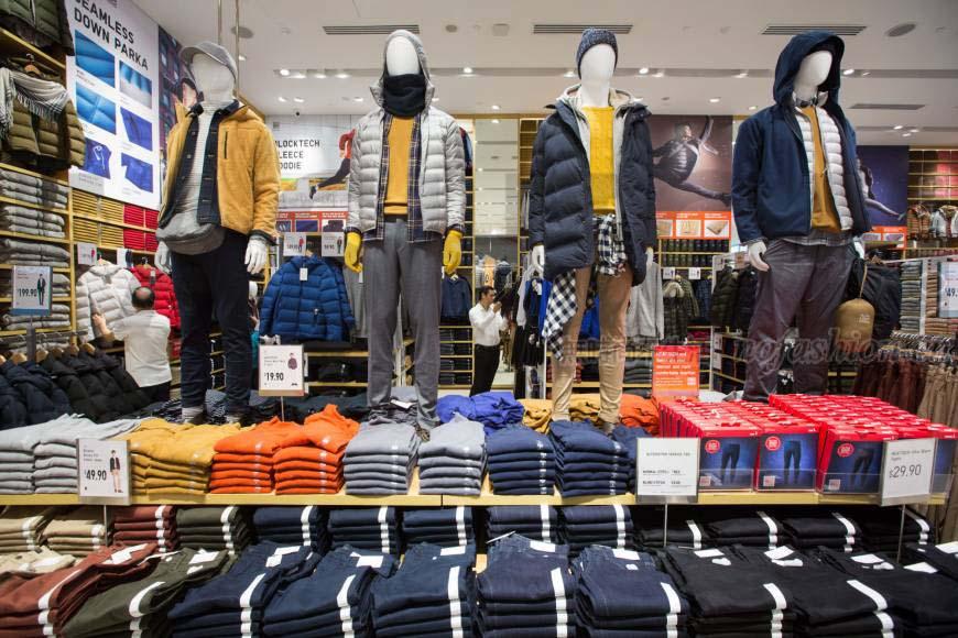日本天气持续偏暖 11月Uniqlo优衣库同店销售继续下滑