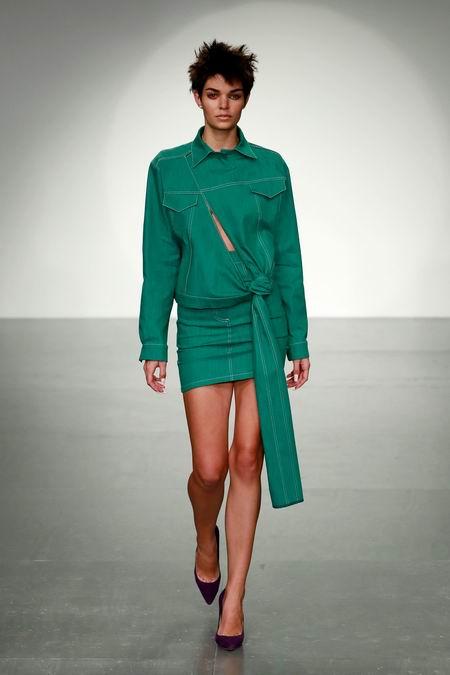 Marta Jakubowski Spring 2018春夏伦敦时装周发布