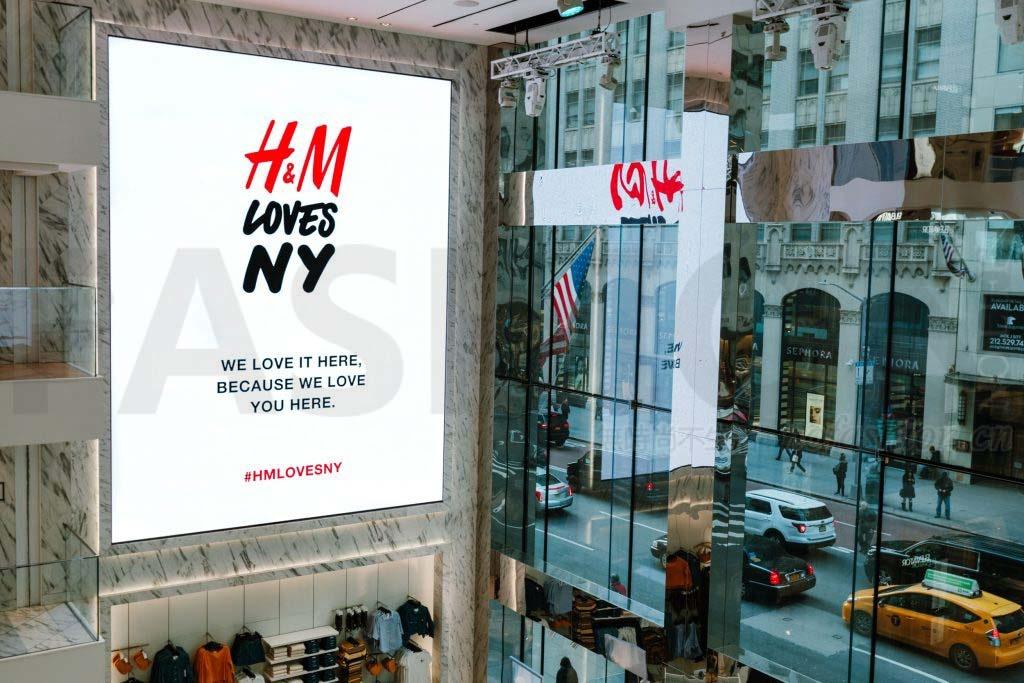 H&M集团首季销售增长一成胜预期 市场担忧盈利能力 股价下挫6%