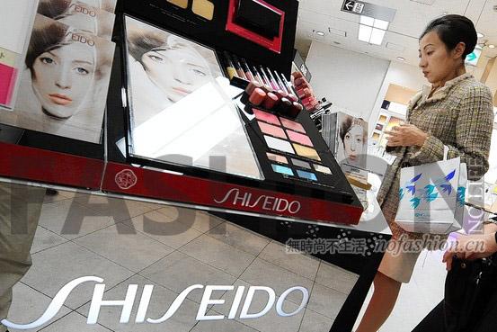 Shiseido 资生堂改革 全球品牌拆分为两大部门