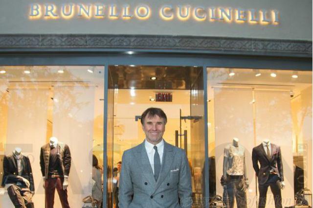 Brunello Cucinelli预计19年收入增长跌破10%
