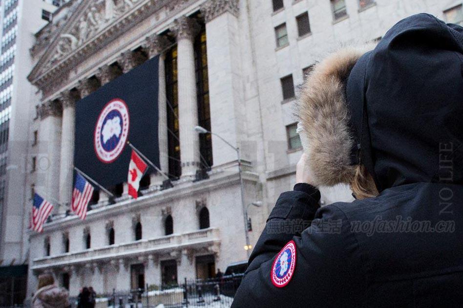 Canada Goose加拿大鹅四季度意外实现盈利 零售收入利润暴涨 股价飙升35%创新高