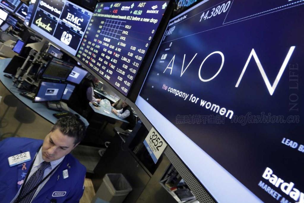 传:The Body Shop母企Natura有意收购 Avon雅芳股价大涨10%