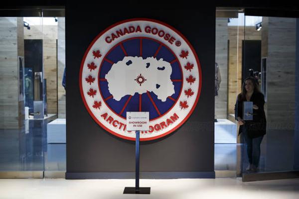 加拿大鹅上调全年预期 股价疯涨逾两成