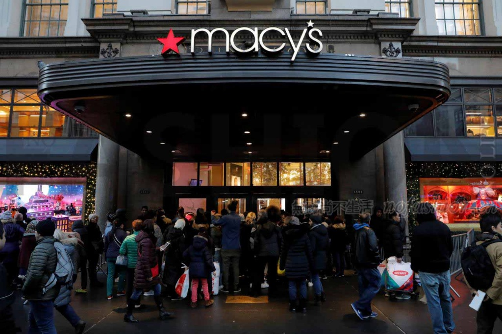 时隔三年Macy's梅西百货季度同店销售重拾增长 股价狂飙13%