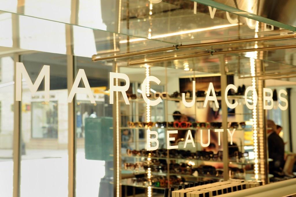 Marc Jacobs 马可・雅克布首家独立美妆店纽约开业