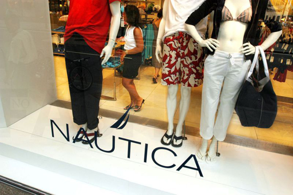甩卖Nautica VF Corp.威富收购运动鞋品牌Altra补充
