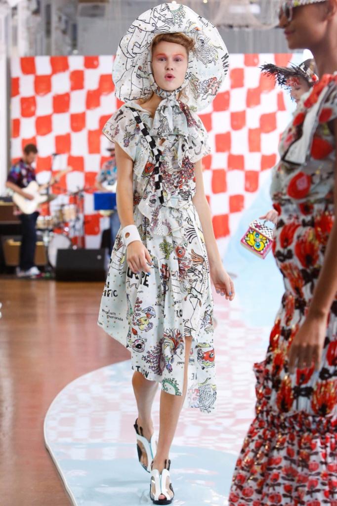 Tsumori Chisato Spring 2018春夏巴黎时装周发布