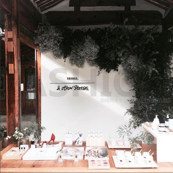H&M集团旗下品牌& Other Stories进军亚洲 3月韩国连开两店