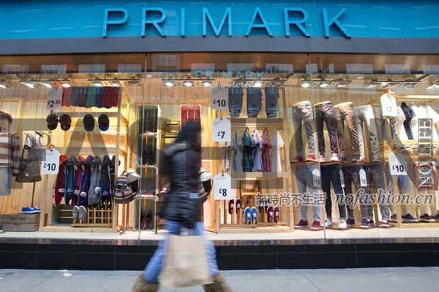 Primark發出假日季銷售預警