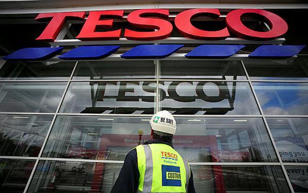 Tesco英国CEO 加入N Brown