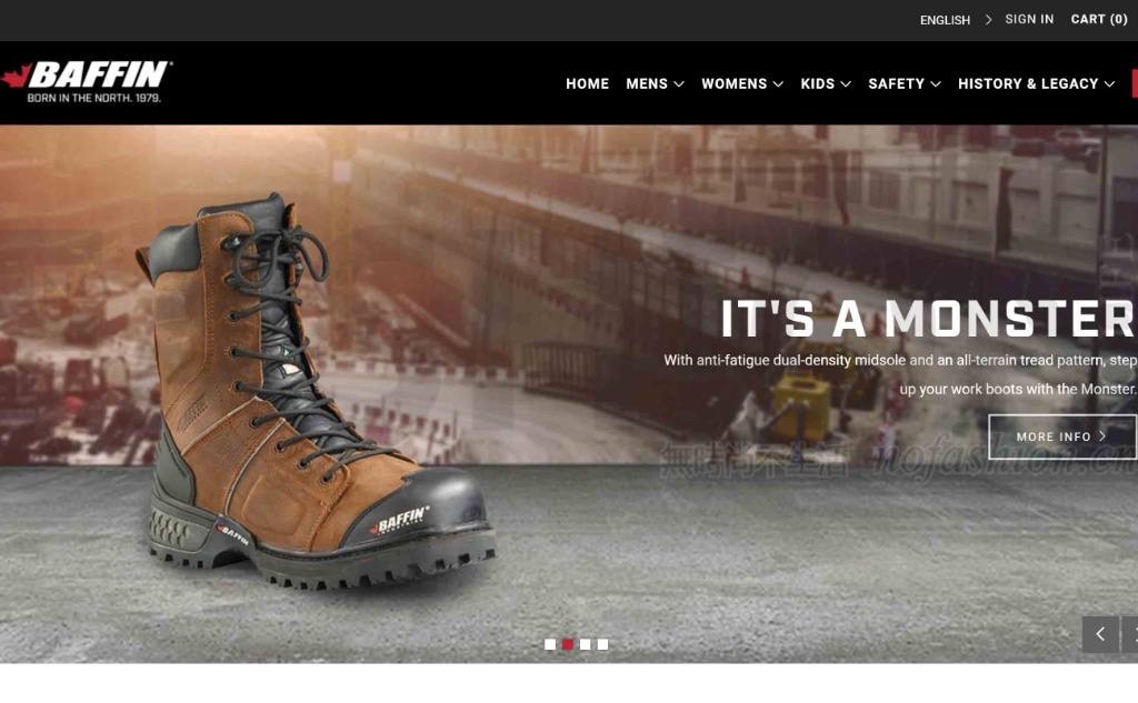 加拿大鹅斥资3250万加元收购雪靴制造商Baffin